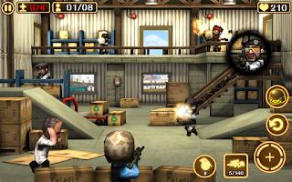 Screenshot of Gun Strike 2 TW