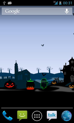 Halloween Skyline Free LWP