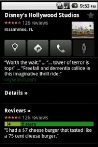 Orlando Holiday Guide GPS screenshot 4