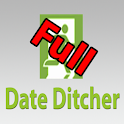 Date Ditcher Full logo