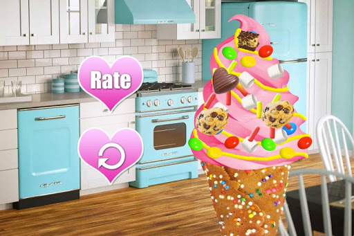 Cooking Ice Cream
