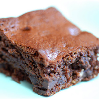 Chocolate Chip Brownies.
