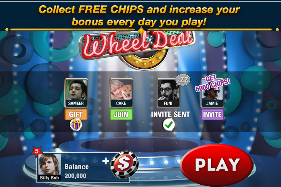 Slots Wheel Deal – free slots - screenshot