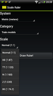 Scale Ruler - screenshot thumbnail