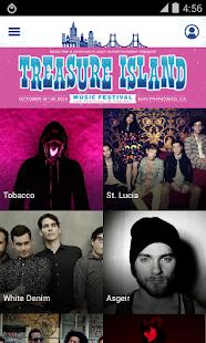 Treasure Island Music Festival - screenshot thumbnail