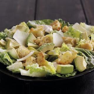 Chicken and Avocado Caesar Salad Recipe