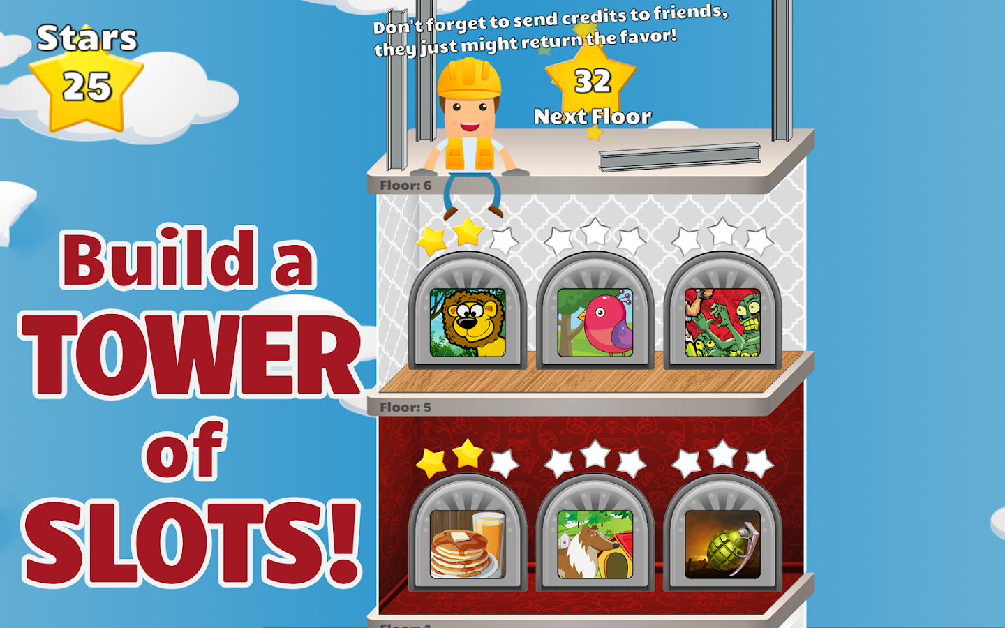 Slots Tower- screenshot