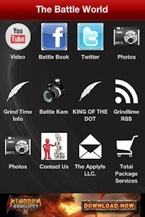 The Battle Rap App - screenshot thumbnail