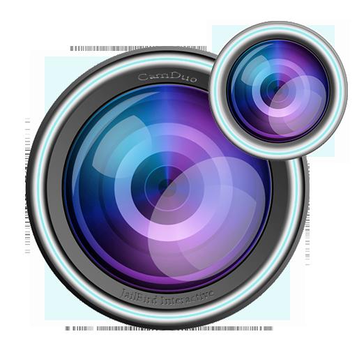 CamDuo:正面背面摄像头套件 攝影 App LOGO-APP開箱王