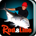 Rod & Line English icon