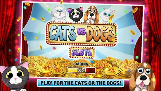 Cats vs Dogs Slots- screenshot thumbnail