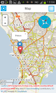 Philippines Manila Offline Map Android Apps On Google Play - Where is manila