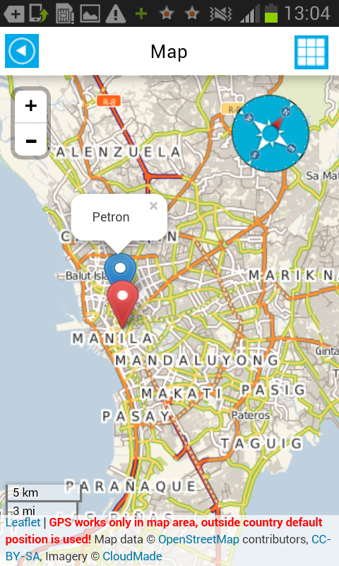 Philippines Manila Offline Map Android Apps On Google Play - Map of philippines