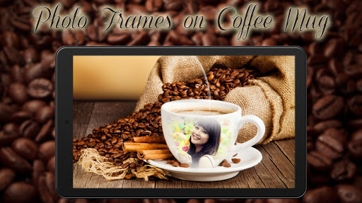 Photo Frames on Coffee Mug