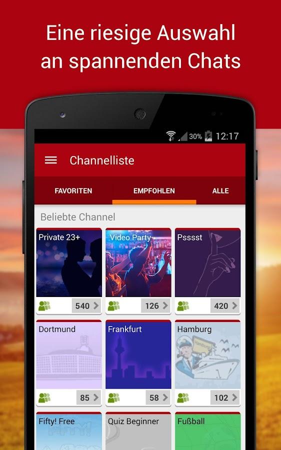 chat app kostenlos Herten