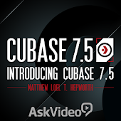 Cubase 7.5 - Introduction