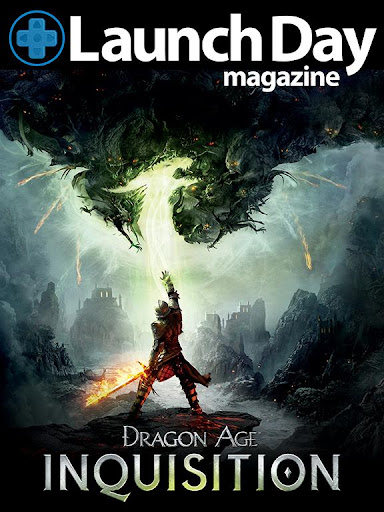 LAUNCH DAY DRAGON AGE