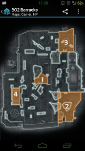 BO2 Barracks (for Black Ops 2) - screenshot thumbnail