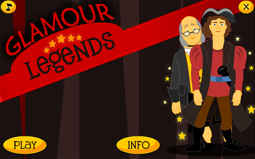 【免費教育App】Glamour Legends-APP點子