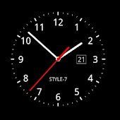 Digital Clock Live Wallpaper7 Android Apps on Google Play