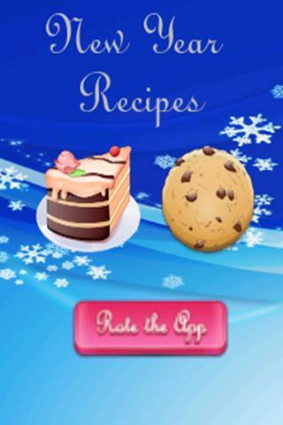 New Year Recipes