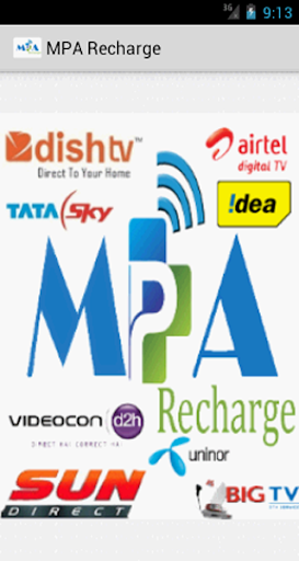 MPA Recharge