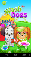 Screenshot of Dog Pet Wash