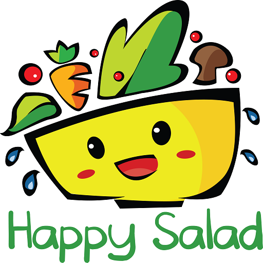 Happy Salad 商業 App LOGO-APP開箱王