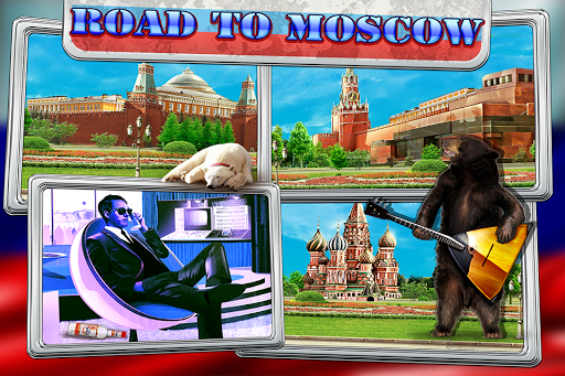 Spy Game - Mission in Moskow