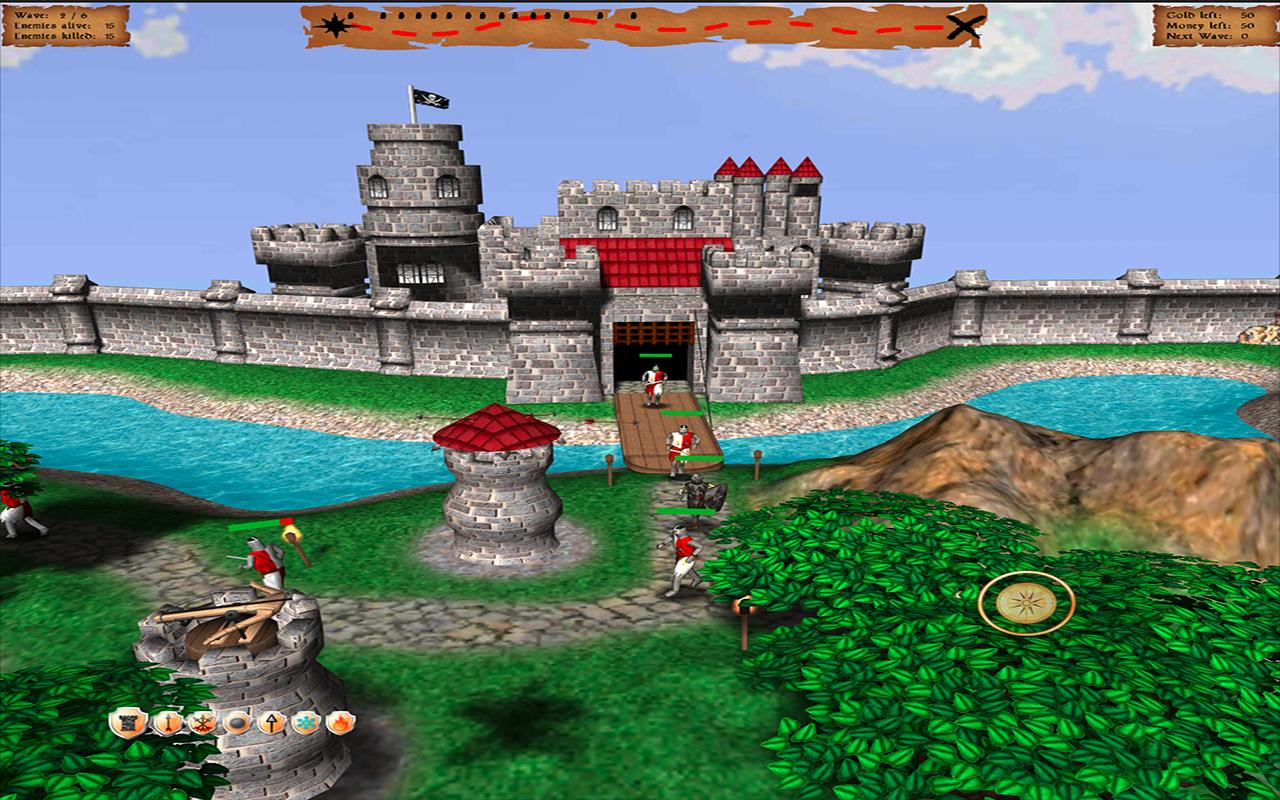 Castle Defense 2 - screenshot