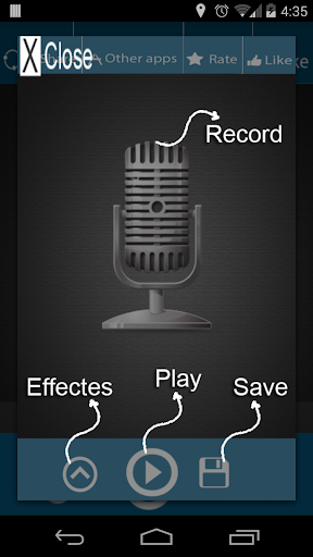 Voice Changer + Recorder Pro