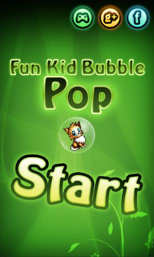 Fun Kid Bubble Pop