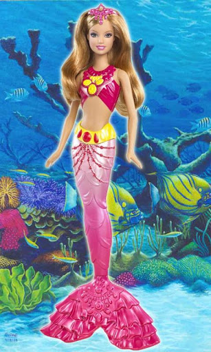 Mermaid puzzles for free