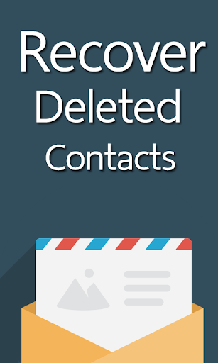Recover Deleted Contacts