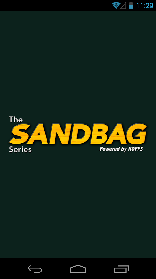 NOFFS Sandbag- screenshot