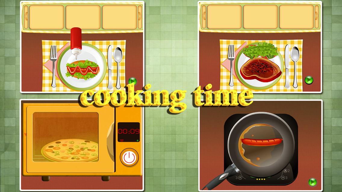 spiele kochen