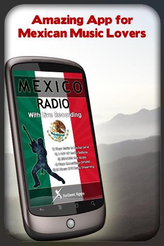 Mexico Radio - With Recording