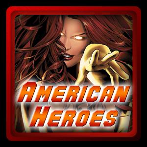 American superheroes 漫畫 App LOGO-APP試玩