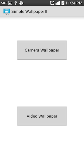Camera Video Live Wallpaper