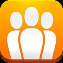Draugiem.lv app logo