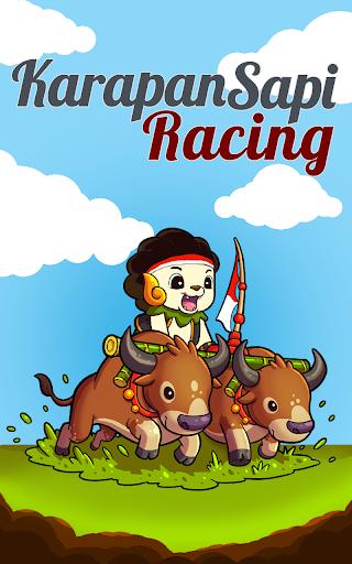 Karapan Sapi Race