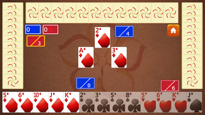 SouthernTouch Spades Free - screenshot
