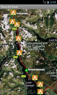 West Highland Way- screenshot thumbnail