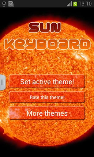 Sun鍵盤