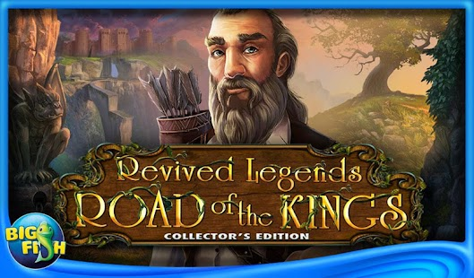 Revived: Road of Kings 休閒 App-癮科技App