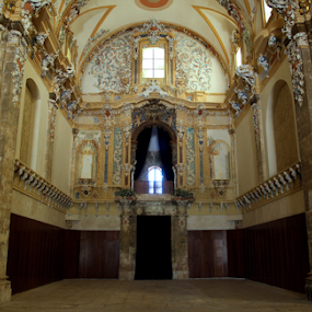 Valldigna 8 by Joseph Escopin - Buildings & Architecture Places of Worship ( altar, empty space, convent, monastery, valencia )