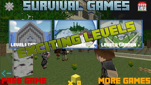 생존 게임 - 지구대 1 Survival Games