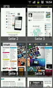 Android Magazin - screenshot thumbnail