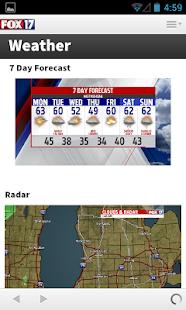 FOX17 News - West Michigan - screenshot thumbnail