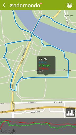 Endomondo Sports Tracker PRO Android İndir